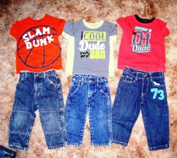 Lot's of Baby Boys/ Toddlers Clothes