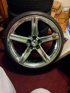 22inch irocs rims and tires