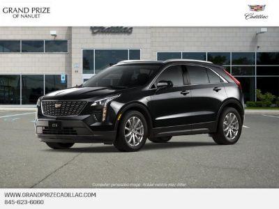 2019 Cadillac XT4 (stellar black metallic)
