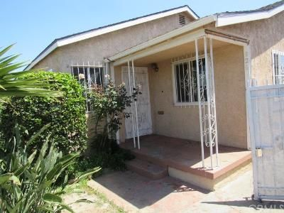 2 Bed 1 Bath Foreclosure Property in Compton, CA 90222 - W 130th St