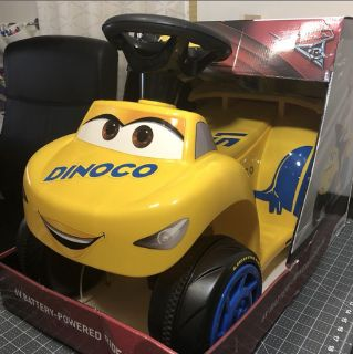 Cars 3 - Battery Powered Ride-On