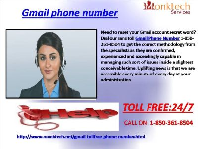 Is Gmail Phone Number truly reliable 1-850-316-4893?