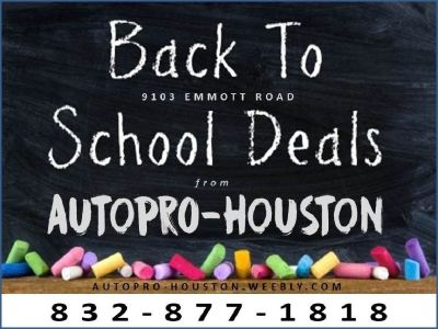 Import and Domestic Auto Repairs for LESS at AutoPRO-Houston since 2006