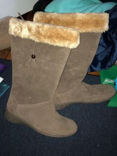 Women s suede boots