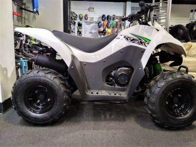 2017 Kawasaki KFX50 Kids ATVs Salinas, CA