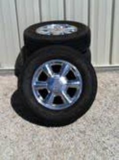 Factory Tires And Rims