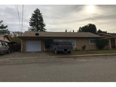 3 Bed 1 Bath Preforeclosure Property in Cloverdale, CA 95425 - Elm St