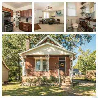 2721 West Tennyson Avenue Overland Two BR, Cute all brick