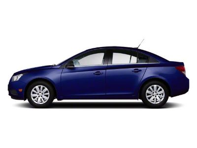 2012 Chevrolet Cruze LS (Blue Topaz Metallic)