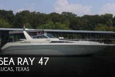 1990 Sea Ray 420