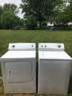 Washer and Dryer matching