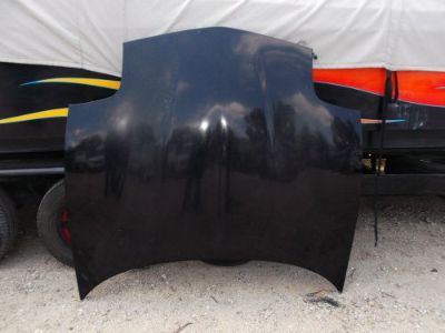 Buy 97-04 Corvette C5 Hood black has scratches FREE SHIPPING BY TRUCK 2 WEEKS 2SHIP motorcycle in Whittier, California, United States, for US $499.00