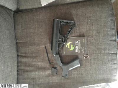 For Sale: Slide fire SSAR-15 SBS