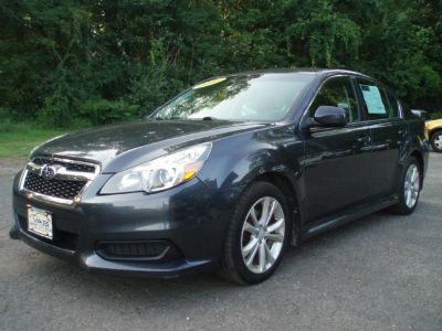 2013 Subaru Legacy 2.5i Premium (Graphite Gray Metallic)