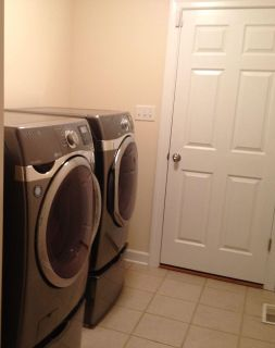 Samsung Front Loading Washer & Dryer