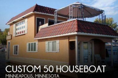2012 Custom Built 50 Houseboat
