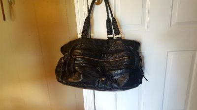 Black carry Bag about 21in X 13 in