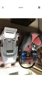 Audi Baby Carrier and Isofix Base