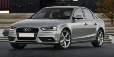 2016 Audi A4 2.0T quattro Premium (Ibis White)