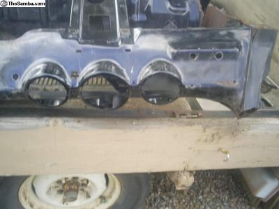 1968-69 dash and cowl section