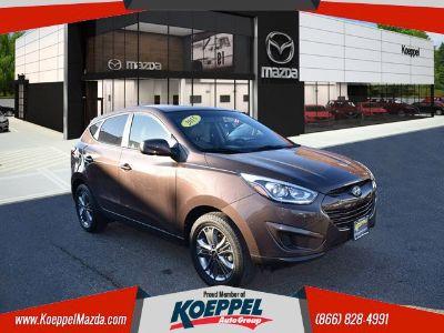 2015 Hyundai Tucson GLS (Kona Bronza Mica)