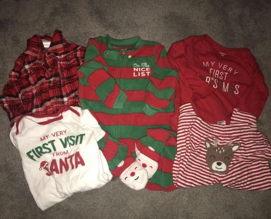 Carter s Holiday Lot
