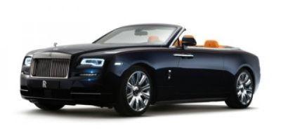 2019 Rolls Royce Dawn (Midnight Sapphi)