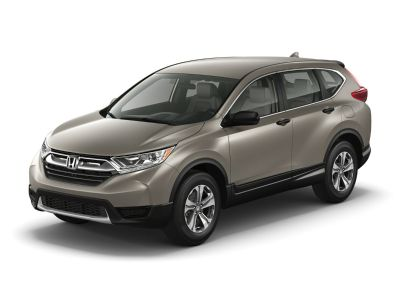 2017 Honda CR-V LX (Gunmetal Metallic)