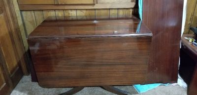 Anique Cherry table with or without chairs
