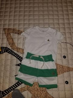 Baby Gap infant boys outfit