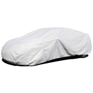 Buy Budge Premier Tyvek Car Cover Fits Sedans up to 200 inches K-3 - (Tyvek White) motorcycle in Mount Pleasant, Arkansas, United States, for US $99.99