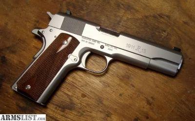 For Sale/Trade: Remington 1911 R1 ss nib