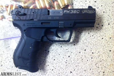 For Sale/Trade: CHEAP selling for extra holiday cash Walther PK380