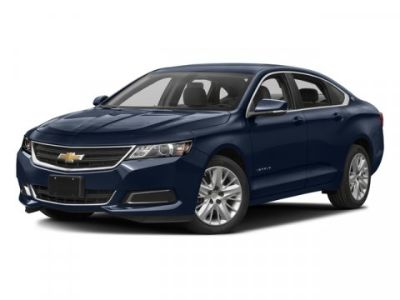 2017 Chevrolet Impala LS (Silver Ice Metallic)
