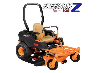 2019 SCAG Power Equipment Freedom Z Zero-Turn Kohler 48 in. 22 hp Commercial Zero Turns Glasgow, KY
