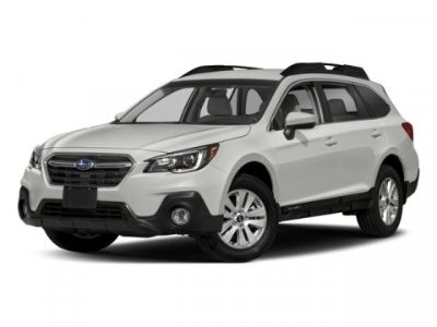 2018 Subaru Outback Limited (Twilight Blue Metallic)