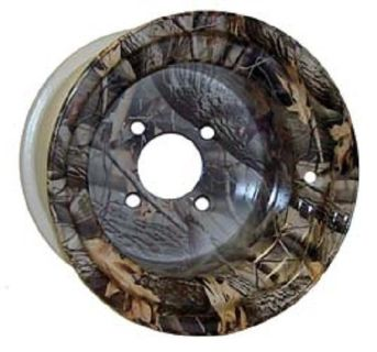 Find Gateway Steel Camo Front/Rear 10X8 Golf Car Wheel - W1084HDB motorcycle in Marion, Iowa, United States, for US $68.71