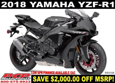 2018 Yamaha YZF-R1 Supersport Motorcycles Sacramento, CA