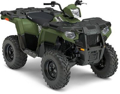 2017 Polaris Sportsman 450 H.O. Utility ATVs Olive Branch, MS