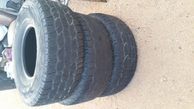 Size 315 75 R16 spare tires