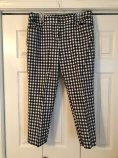 Loft Julie Fit Riviera Pants - Size 14