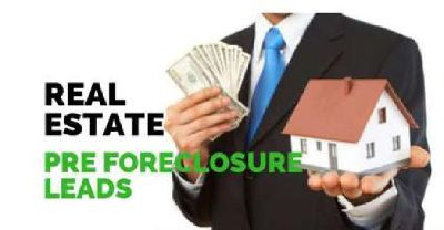$5-25 Pre Foreclosure Leads