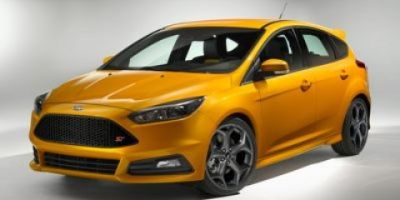2017 Ford Focus ST (Shadow Black)