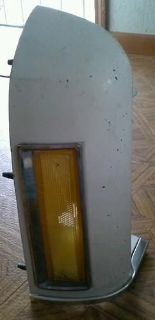 Sell 1974 Caprice 75 Impala RH fender extension 74 1975 motorcycle in Oakland, California, US, for US $65.00