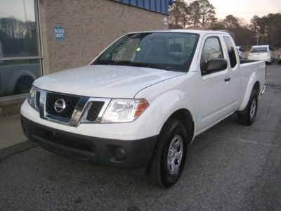 2016 Nissan Frontier 2WD King Cab I4 Auto S