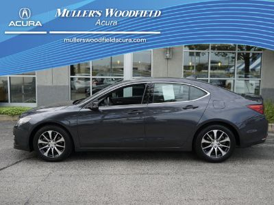 2015 Acura TLX Base (Graphite Luster Metallic)