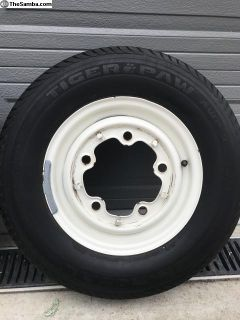14 inch bus wheels/tires