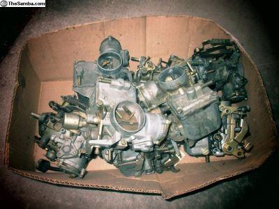 VW Carburators