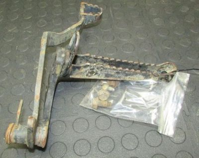 Purchase Yamaha BIG BEAR 400 4x4 Rear Brake Lever Foot Brake Lever Pedal PEG motorcycle in Aurora, Illinois, United States, for US $9.20