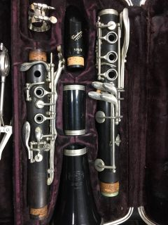 Selmer Bundy USA Clarinet
